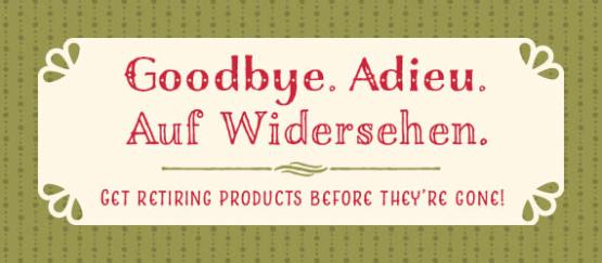 SU retiring holiday products header