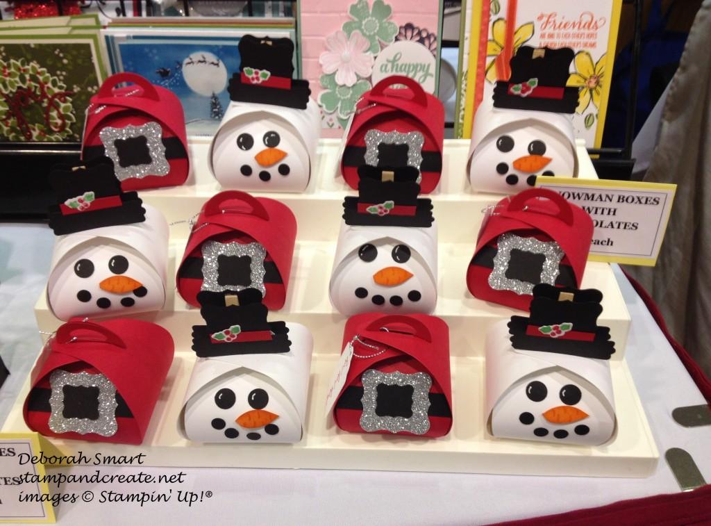 curvy keepsake santa & snowmen