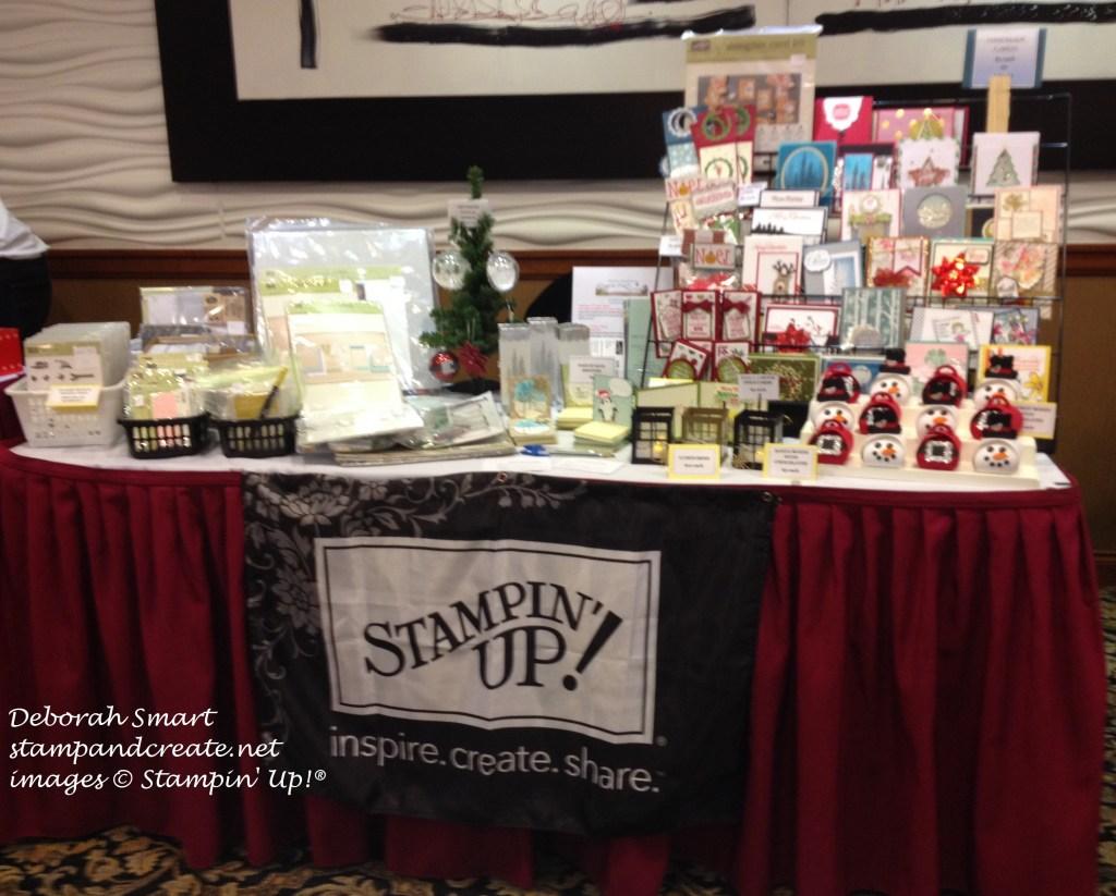 Stamp and Create vendor fair 6