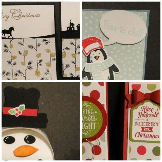 poco christmas market collage