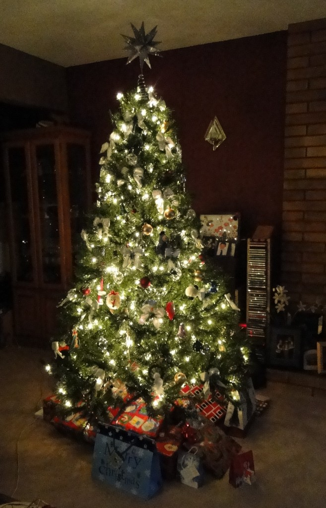our tree 2015