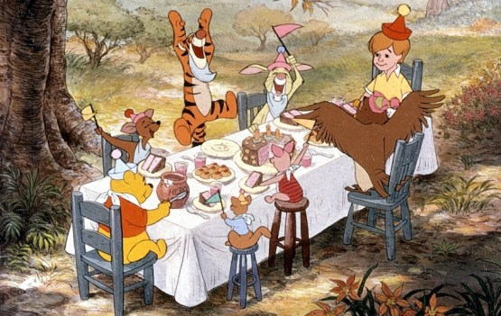 winnie the pooh characters