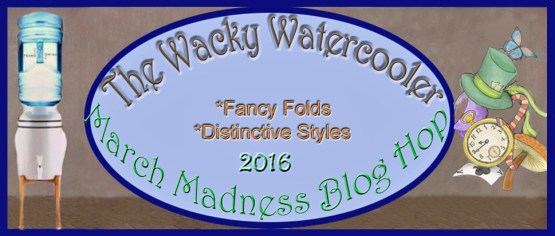 Wacky Watercooler 2016 March Banner
