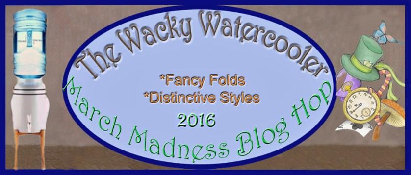 Wacky Watercooler 2016 March Banner