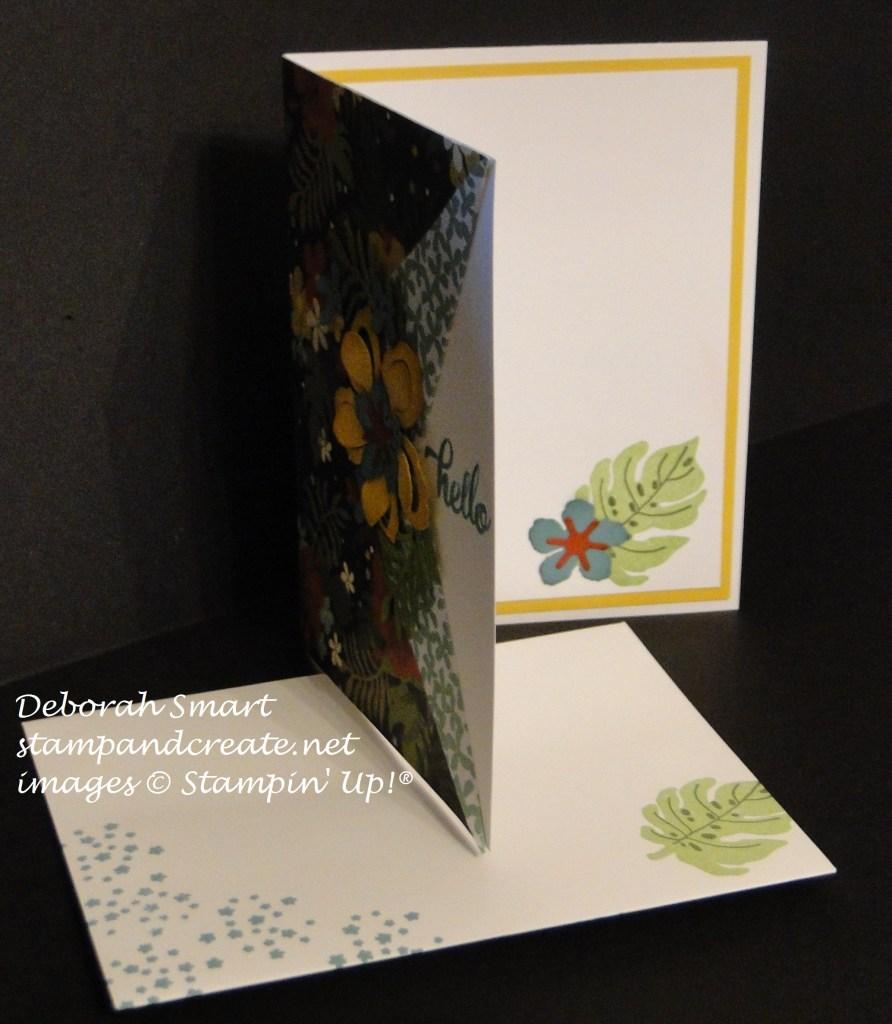 collar fold botanicals inside