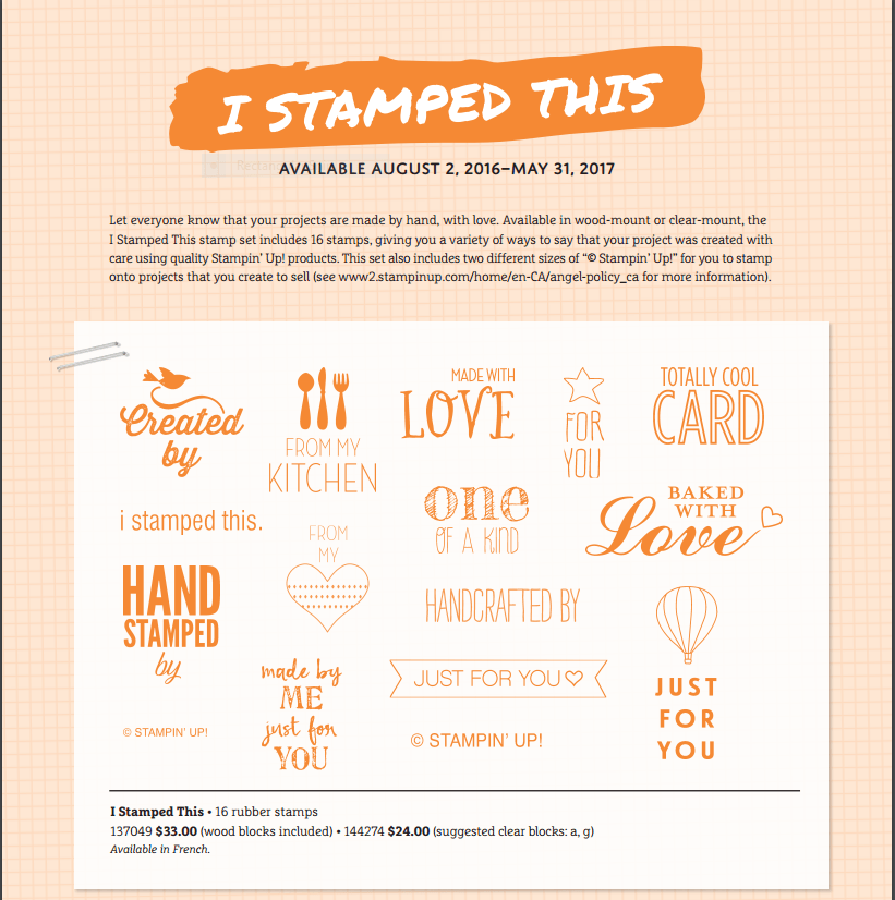 SU I stamped this stamp set