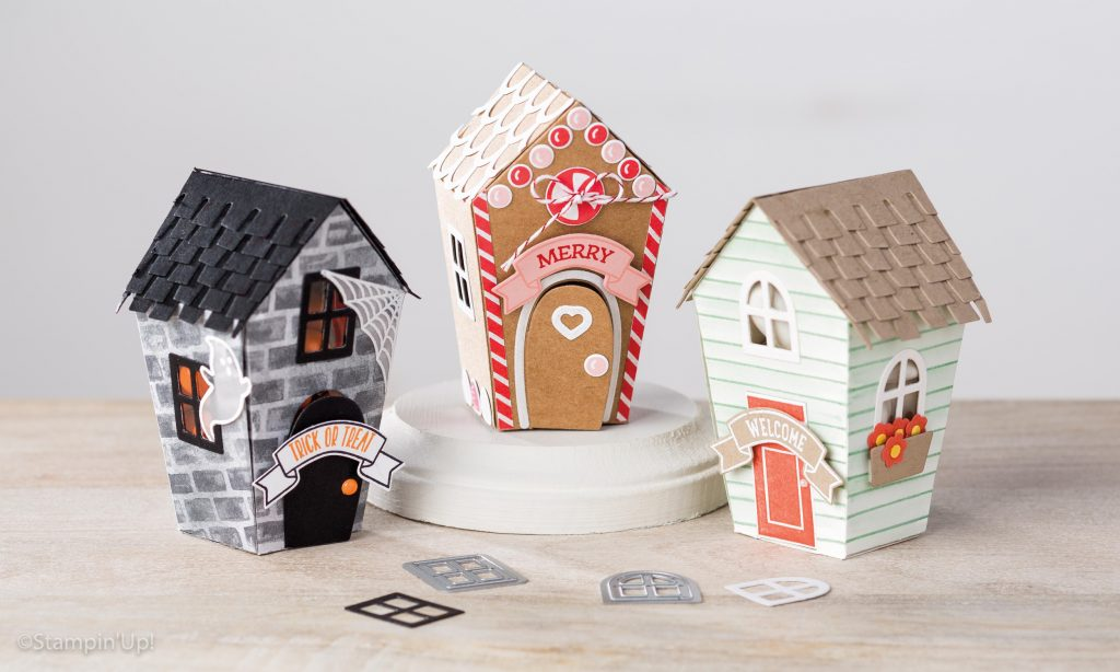 SU holiday catty Home Sweet Home samples