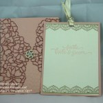 Sentiment Panel of Wedding PocketCard