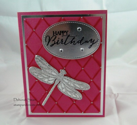Card Swap with Friends - Dragonfly Dreams