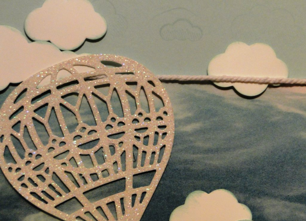 Up and Away with the paper craft crew