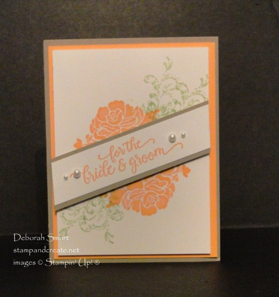 Private Card Class - Floral Phrases