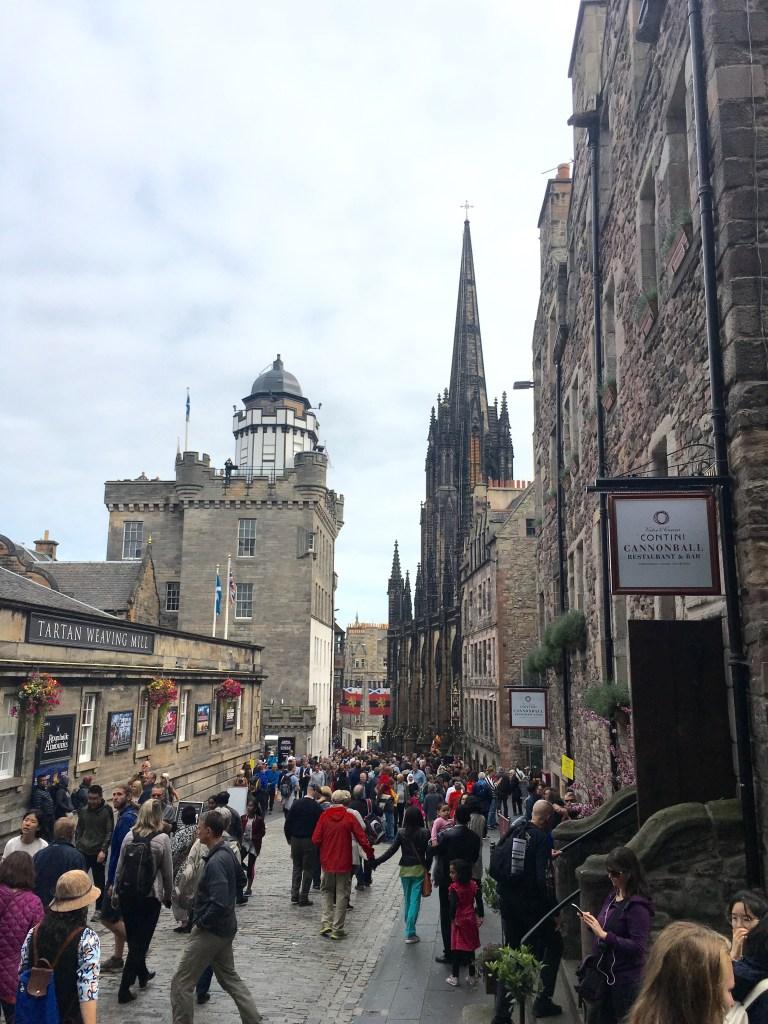 So Much to see in Edinburgh