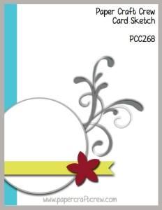 Paper Craft Crew Sketch Challenge #268