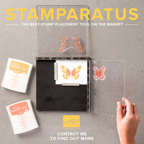 Stamparatus Makes It Easy!