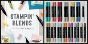 STAMPIN' BLENDS CLUB @ My Stampin' Place | Burnaby | British Columbia | Canada