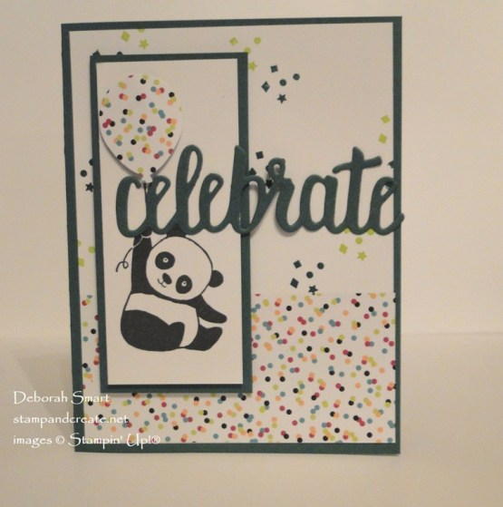 Celebrate with Party Pandas!