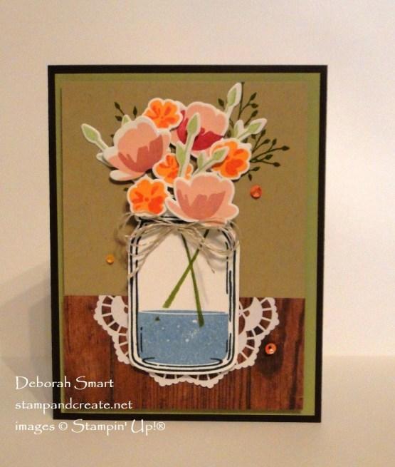 Jar of Love for Theme Challenge
