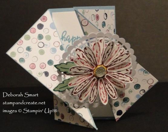 Paper Craft Crew Fancy Fold Challenge