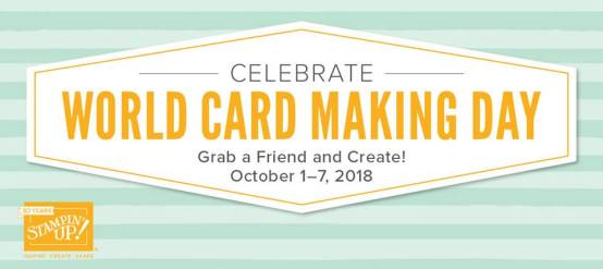 Celebrate World Cardmaking Day All Week