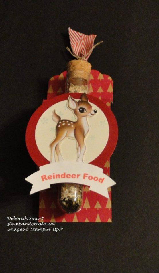 Reindeer Food Test Tubes