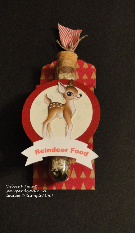 Reindeer Food Test Tubes