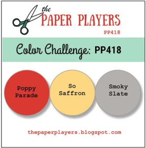 Paper Players Colour Challenge