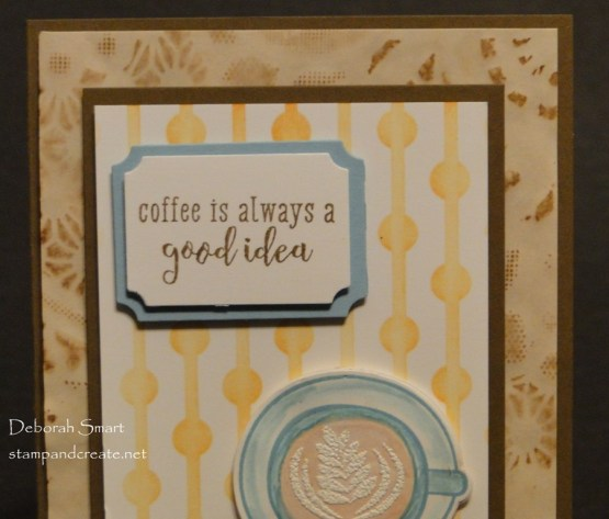 Coffee Is Always A Good Idea!