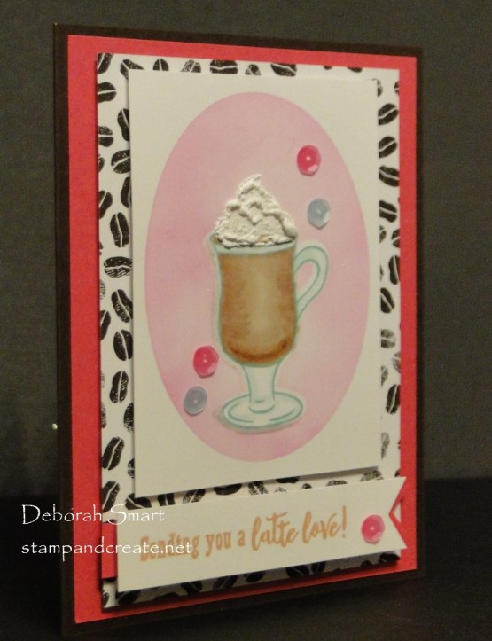 Sending You a Latte Love