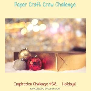 Inspiration Challenge - Holidays!