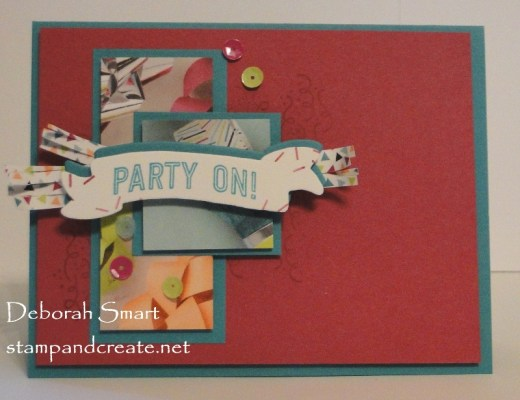 Paper Craft Crew Sketch Challenge PCC332