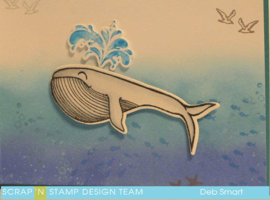 Scrap 'N Stamp Background Check Blog Hop