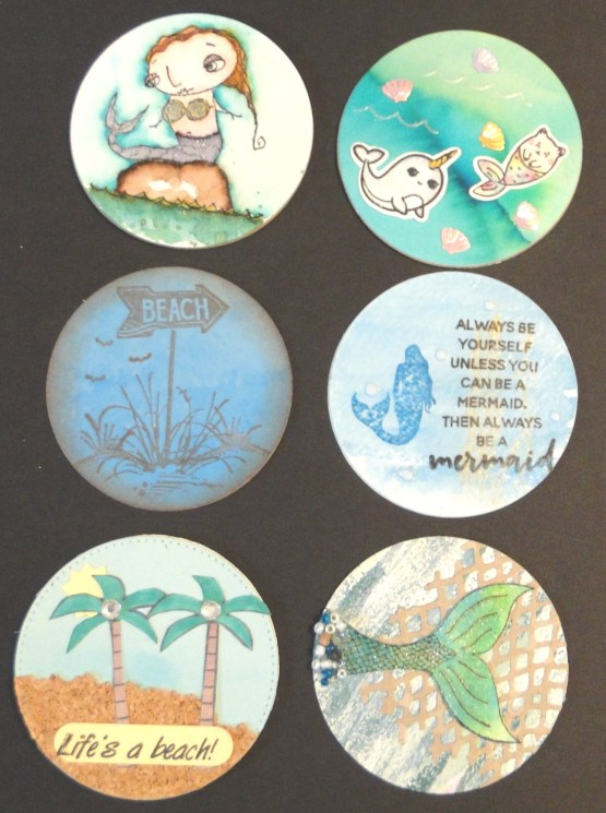 Artist Trading Coins