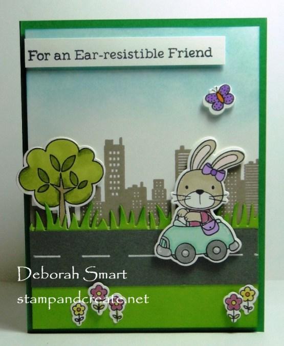 Ear-Resistable Cute Bunnies!