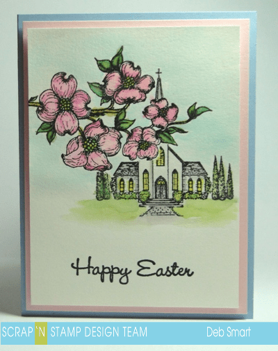 Easter Sunday with Scrap 'N Stamp Design Team