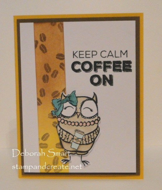 Keep Calm & Coffee On