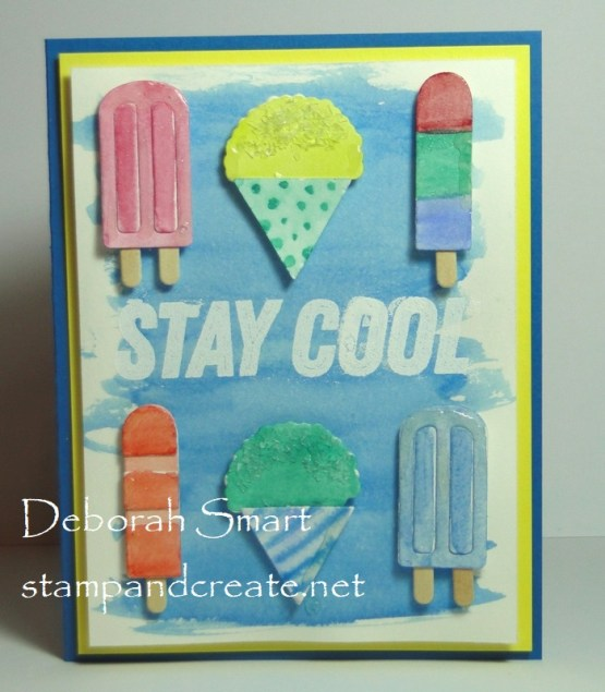 Stay Cool with Cool Treats