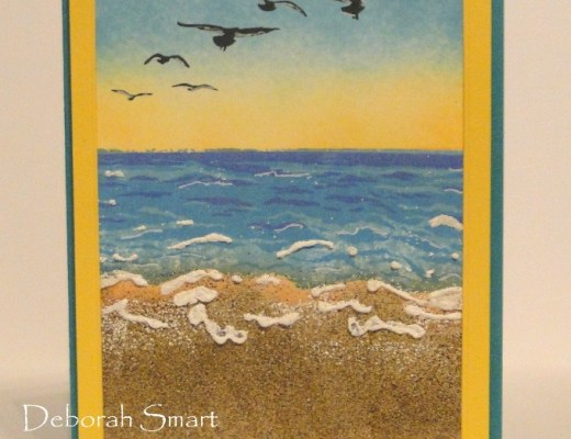 Seaside Summers Inspiration Challenge