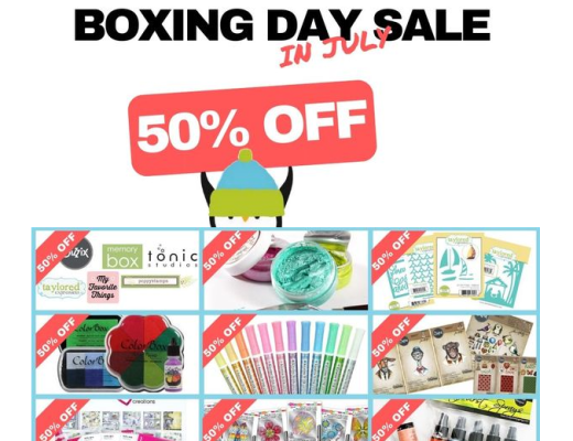 Boxing Day in July Sale!