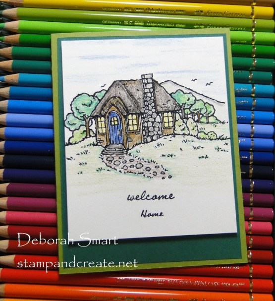 Welcome Home Inspiration Challenge