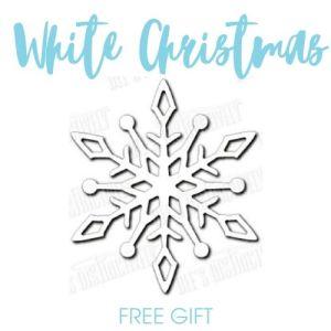 White Christmas free gift