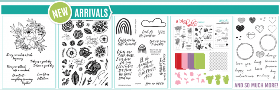 What's New in the Stamp World
