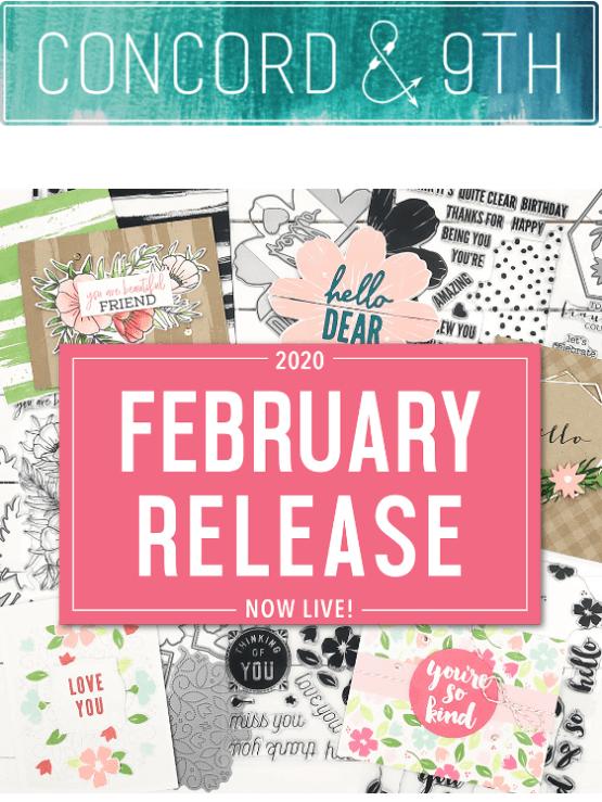 Concord & 9th February Release