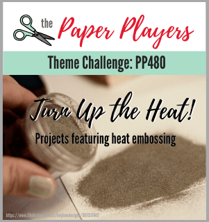 Paper Players Turn Up the Heat Challenge