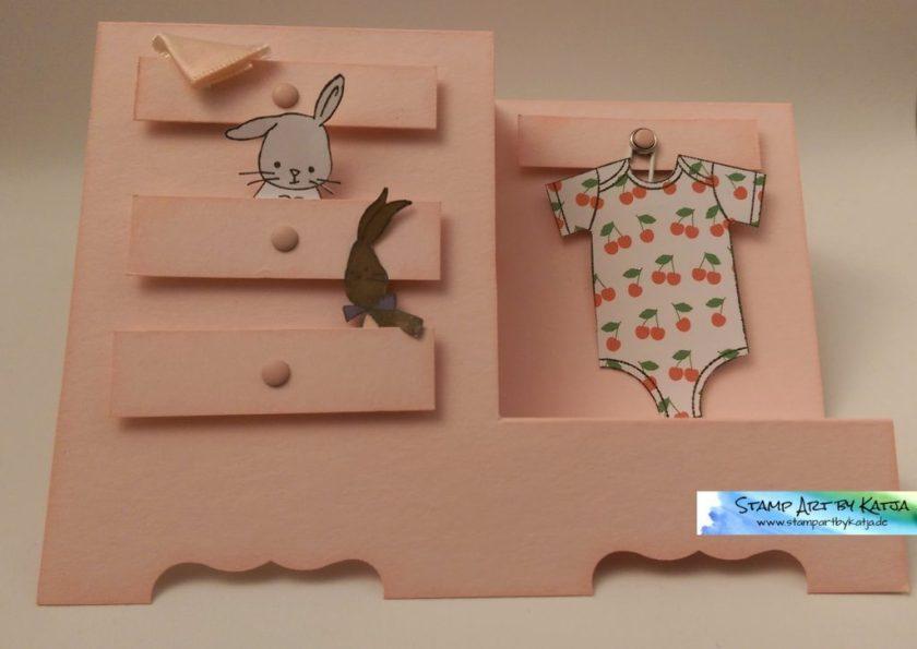 Baby Karte Mohsam