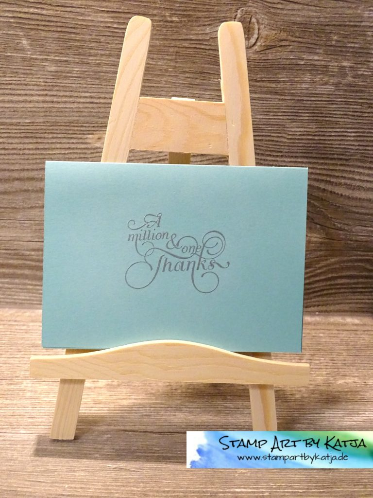 Stampin' Up! Million & One