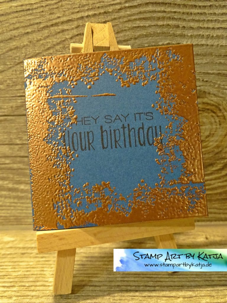 Stampin' Up! Suit Saying_Timeless Texture