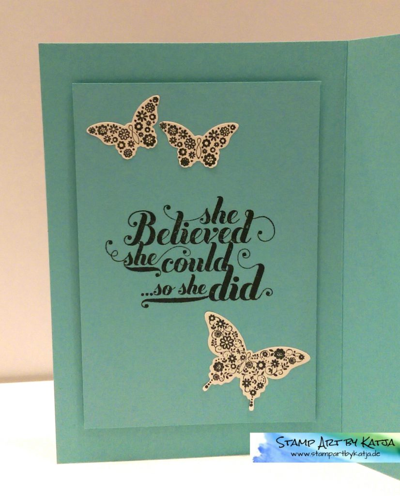 Stampin' Up! Swallowtail & Stampin' Up! Feel Goods  - Prüfung_3