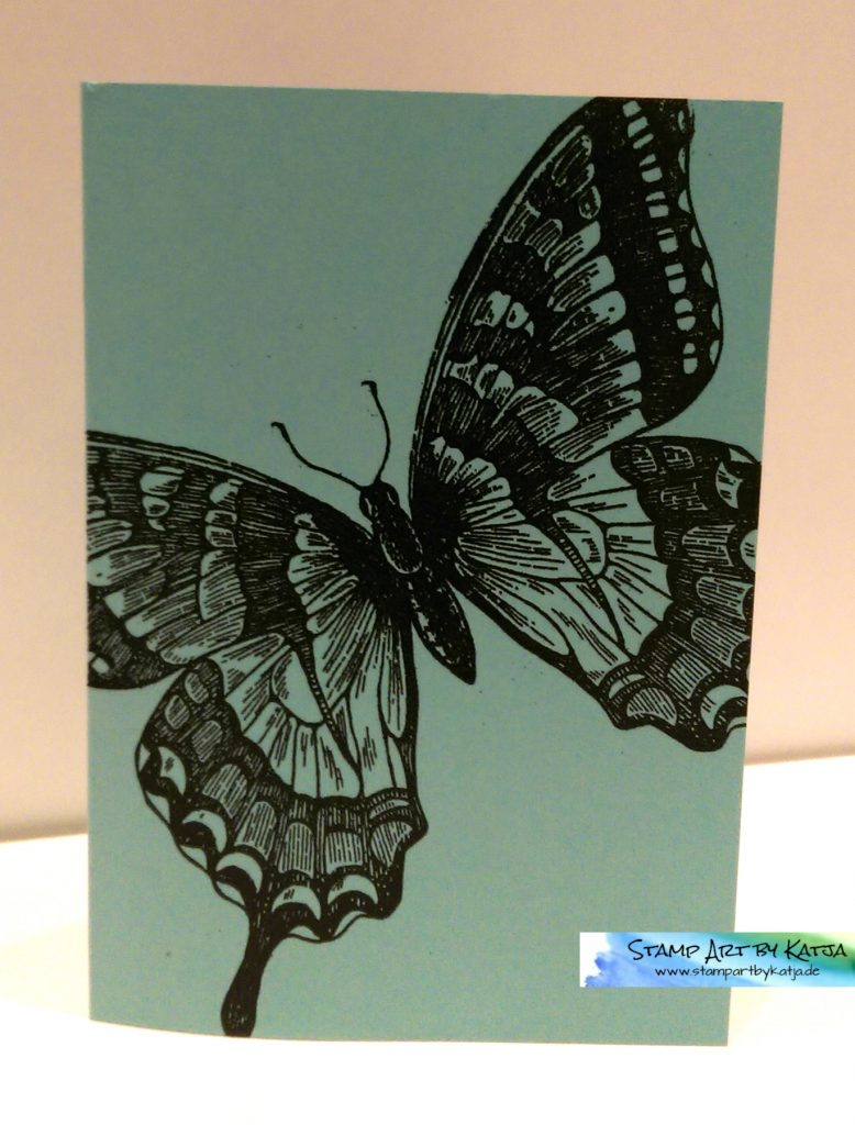 Stampin' Up! Swallowtail & Stampin' Up! Feel Goods   - Prüfung_2