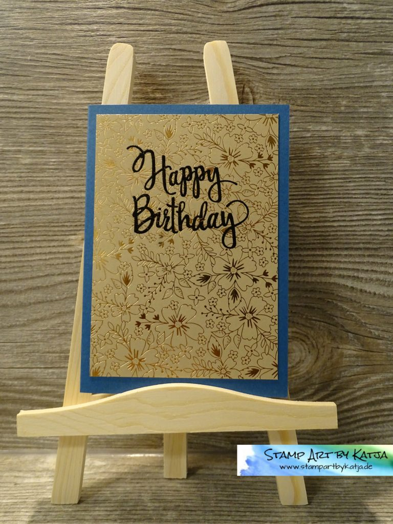 Stampin' Up! Stylized Birthday - DSP Muster für dich
