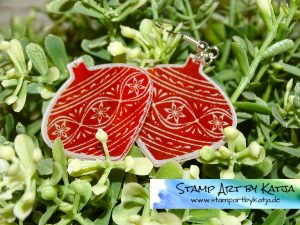 ohrhaenger-zauberhafte-zierde-rot